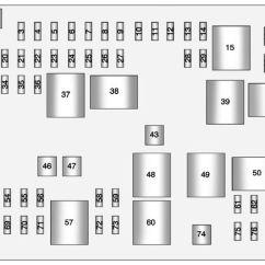 Trailer Battery Box Wiring Diagram 1997 Mitsubishi Mirage Radio Gmc Savana (from 2011) - Fuse Auto Genius