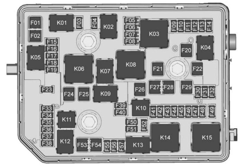 Fuse Box Diagram On Chevrolet Venture Power Window Wiring Diagram