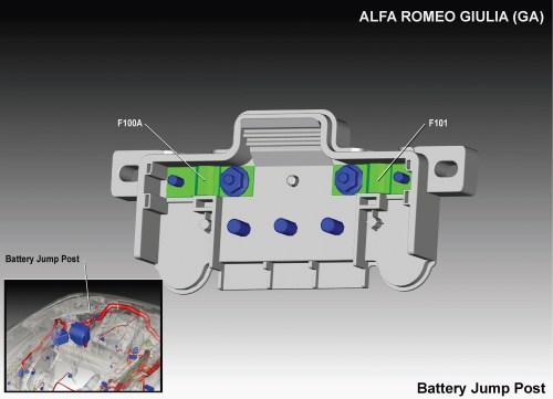small resolution of alfa romeo giulia 2016 2018 fuse box diagram