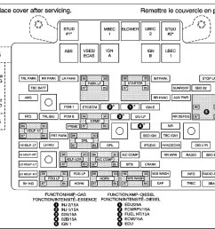 2005 gmc denali fuse box my wiring diagram 2005 yukon fuse box [ 1109 x 916 Pixel ]