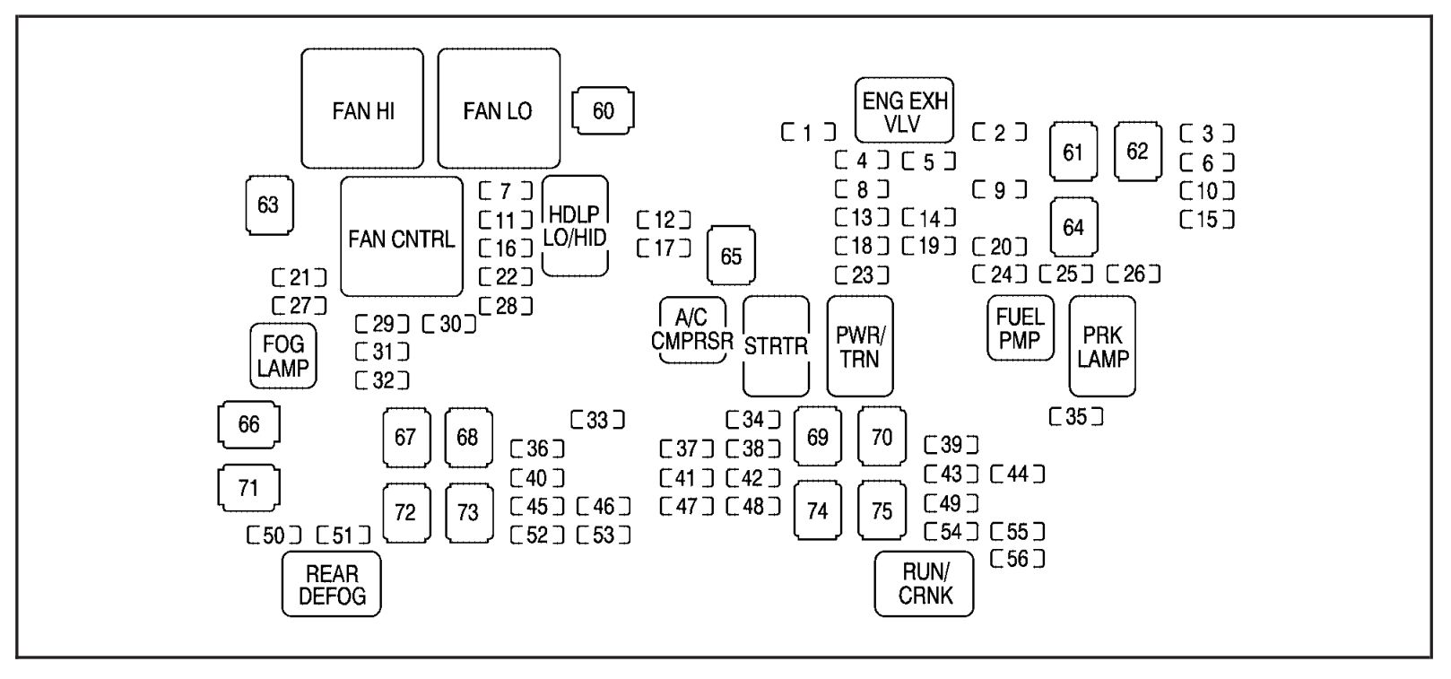 hight resolution of gmc yukon fuse diagram wiring diagram sample 2007 yukon fuse diagram wiring diagram img 2008 gmc