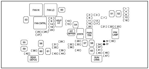 small resolution of hummer h2 2008 fuse box diagram auto genius rh autogenius info 2007 hummer h2 fuse box