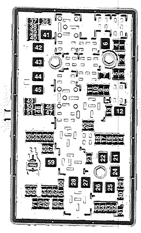 Saab 9 5 Fuse Box Diagram : 25 Wiring Diagram Images
