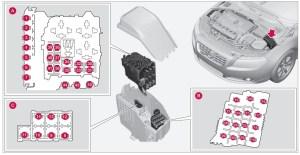 Volvo XC60 (2010)  fuse box diagram  Auto Genius