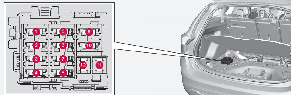 2005 Volvo Xc90 Fuse Diagram Volvo V60 2015 Fuse Box Diagram Auto Genius