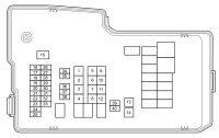 Mazda 5 Fuse Box Diagram - Wiring Diagram