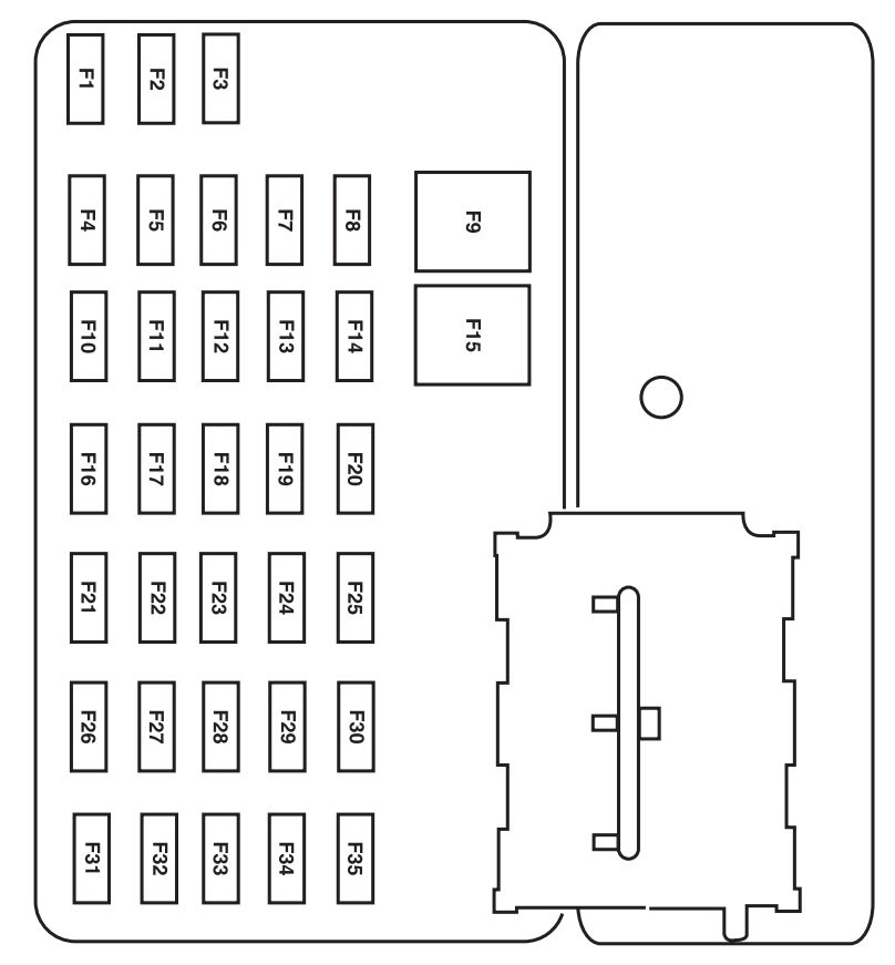 2004 mazda tribute fuse diagram rascal 600t wiring 2005 g9 igesetze de