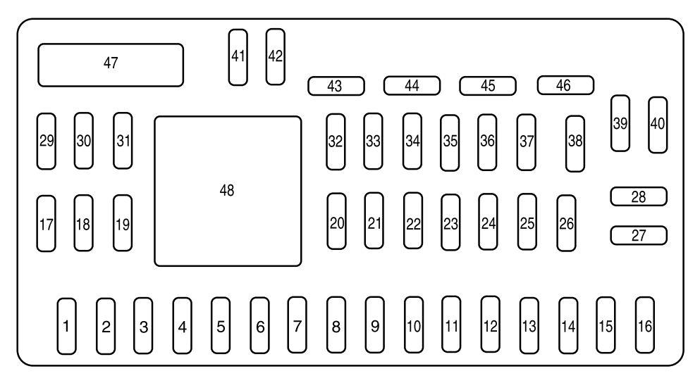 2004 mazda tribute fuse diagram extractor fan wiring (2008) - box auto genius