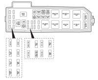 2003 Mazda Protege Fuse Box Diagram : 35 Wiring Diagram ...