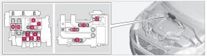 Volvo XC70 (2015)  fuse box diagram  Auto Genius