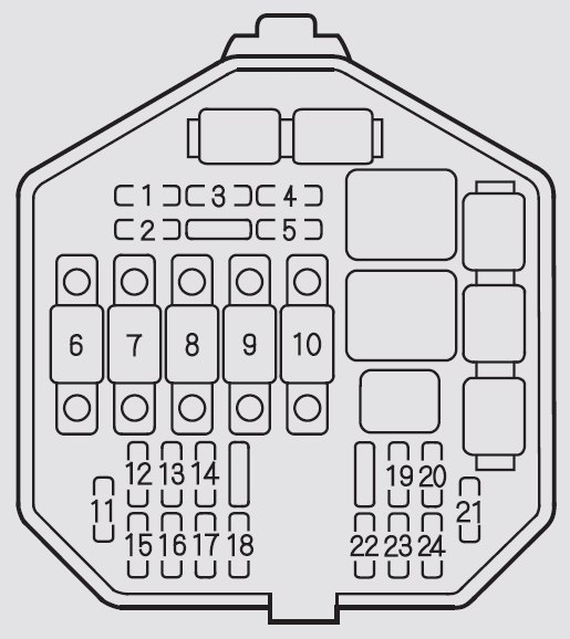 related with 2002 honda s2000 fuse panel diagram