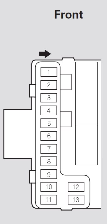2006 honda pilot fuse diagram