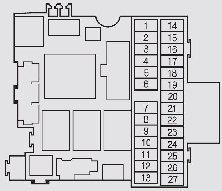 2002 honda crv fuse box diagram 3 way switch power at light s2000 (2002 - 2005) auto genius