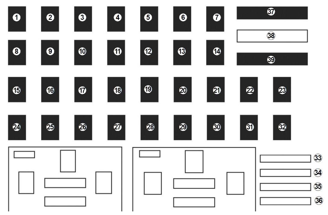 renault trafic fuse box