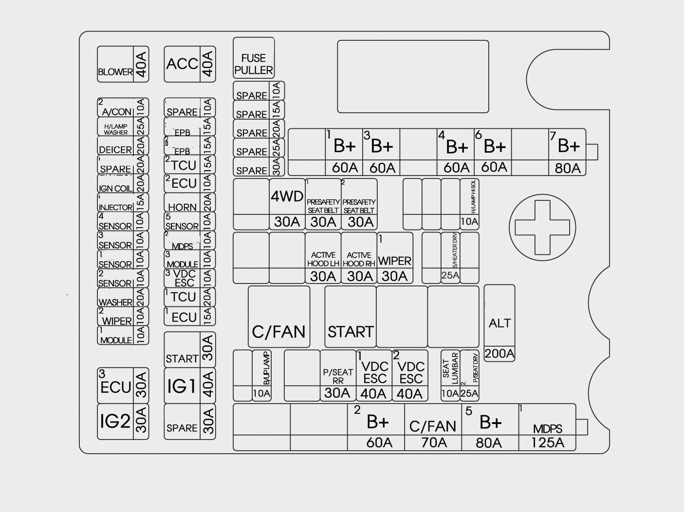 Santa Fe Engine Diagram Of 2009 Wiring Library Hyundai Atos Fuse Box 2010