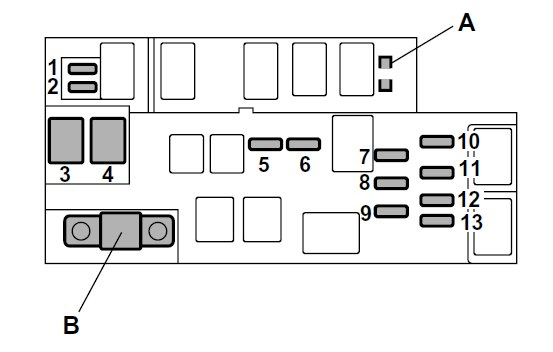 2004 Subaru Outback Fuse Box : 28 Wiring Diagram Images