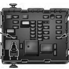 Horn Wiring Diagram With Relay 2007 Kenworth W900 Diagrams Dodge Journey (2011) – Fuse Box - Auto Genius