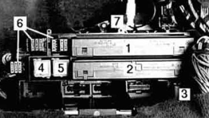 I Fuse Box Bmw 535i E34 1991 1994 Fuse Box Diagram Auto Genius