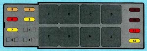 small resolution of chevrolet camaro 1993 fuse box diagram