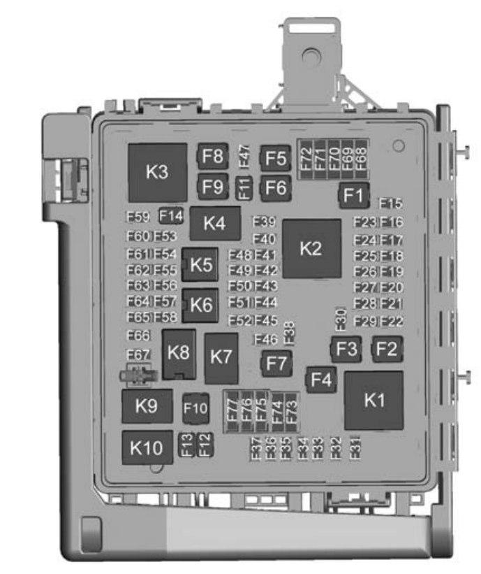 chevrolet starter diagram 1998 ford expedition fuse panel camaro (2017 - 2018) box auto genius