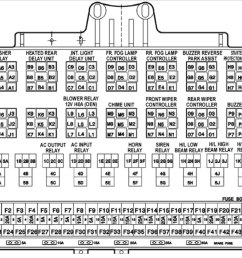 tata indigo fuse box diagram [ 1031 x 850 Pixel ]