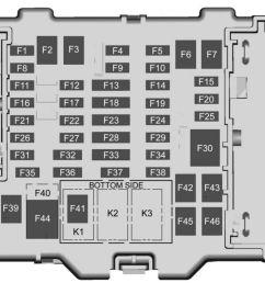 chevrolet colorado fuse box diagram instrument panel [ 1071 x 832 Pixel ]