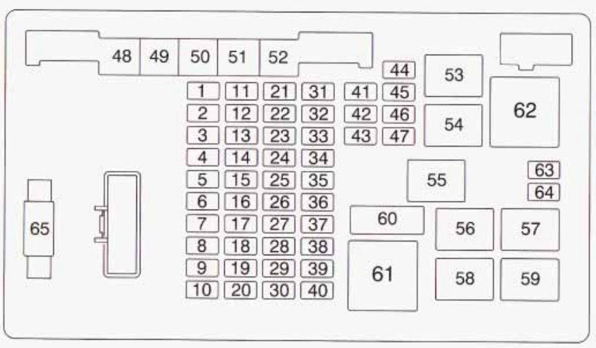 [DIAGRAM] Wiring Diagram 2005 Chevy Express FULL Version