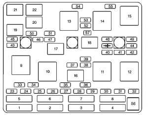 01 F150 Fuse Box Diagram 01 F150 Dash Wiring Diagram ~ Odicis