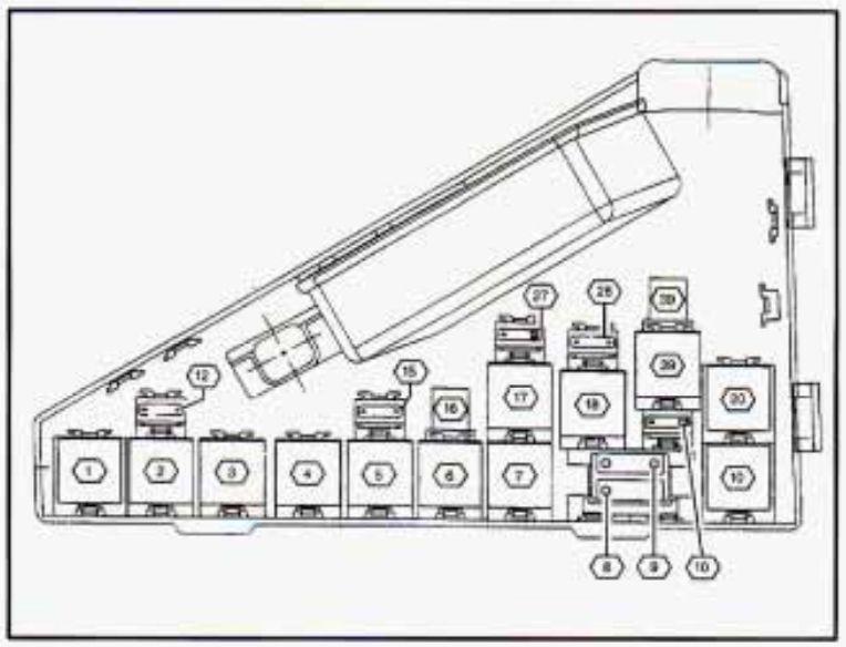 Cadillac Fuel Pump Wiring Diagram. Schematic Diagram