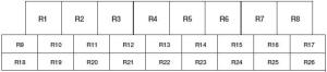 Ford F750 (2011  2015)  fuse box diagram  Auto Genius