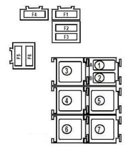 Schaltplan Renault Kangoo Diesel