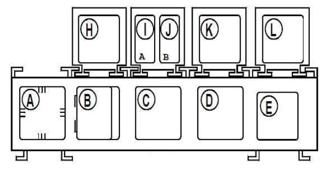 [DIAGRAM] Renault Scenic Fuse Box Wiring Diagram FULL