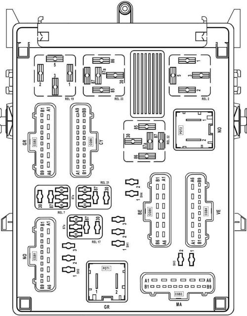 small resolution of renault vel satis fuse box diagram dashboard