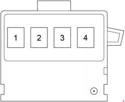 Scion xB (2004  2007)  fuse box diagram  Auto Genius