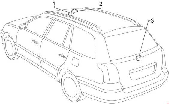 2007 Toyota 4runner Trailer Wiring Diagram