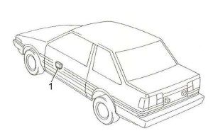 Toyota Corolla AE86 (1983  1987)  fuse box diagram