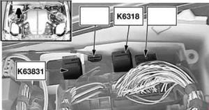 BMW 5Series (E60, E61) (2003  2010)  fuse box diagram  Auto Genius
