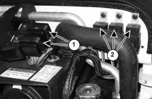 Bobcat 324 (Mini excavator)  fuse box diagram  Auto Genius