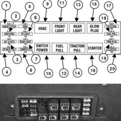 Wiring Diagram For Cars 1998 Jeep Wrangler Radio Bobcat S185 - Fuse Box Auto Genius