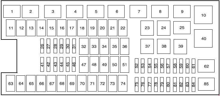 2011 f 150 fuse box location 1 wiring diagram source 2004 F150 Fuse Panel Diagram