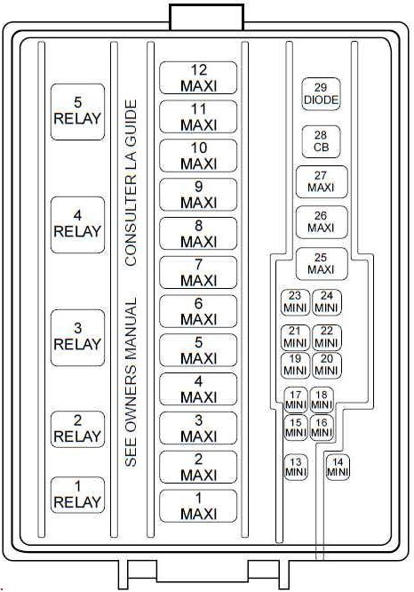 ford 3 8 engine diagram