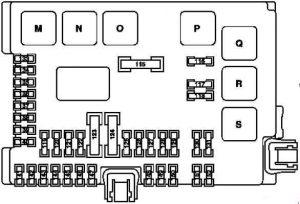 fuse box processor wiring diagram Electrical Box fuse box processor