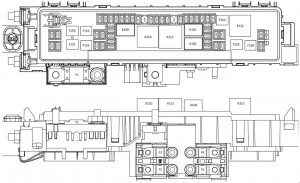 tesla model s fuse box location · 2015 tesla fuse box diagram brake down