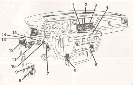 Volvo 240 Dl Diagrams