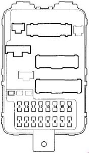 YIX 04 Acura Mdx Fuse Diagram TXT download ~ Download In Pdf