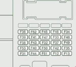Citroen Jumper (2006  2014)  fuse box diagram  Auto Genius