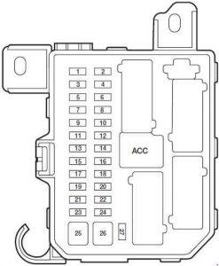 Wiring Diagram: 27 2006 Ford Escape Fuse Box Diagram
