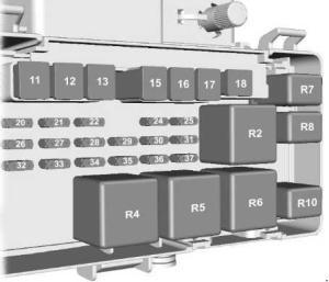 Ford Transit (2006  2013)  fuse box diagram  Auto Genius