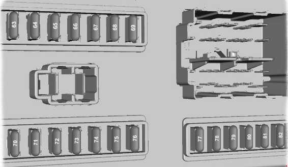 ford transit mk7 hidden fuse box
