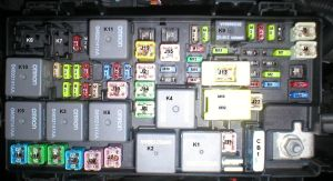 Jeep Wrangler (JK)  fuse box diagram  Auto Genius